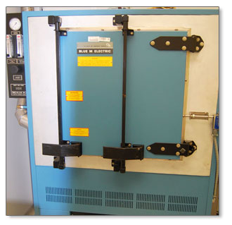 Inert Environment Blue M Oven 600 Degree Inrf